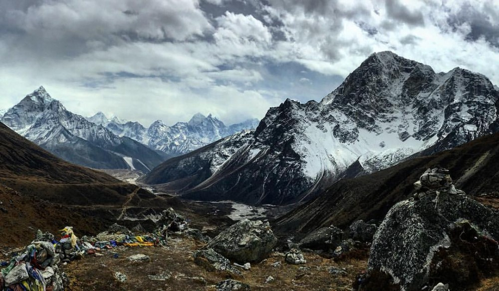 Everest Base camp is one of the topmost trekking destinations for the tourist around the world