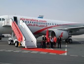 Air Arabia is a low cost airline with its main hub in Sharjah International Airport.