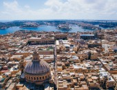Malta is a Southern European Island country and is connected from Kathmandu via different airlines.