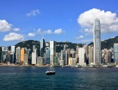 Hong Kong is one of the famous tourist destinations and is connected from Kathmandu via different airlines.